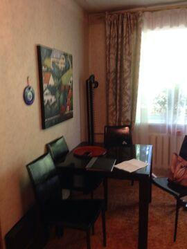 Продается 2 комнатная квартира с отличным ремонтом в г. Пушкино, микро