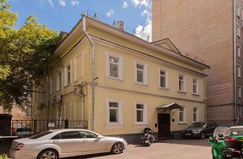 Аренда здания 775 кв. м, ул. Садовая-Сухаревская.