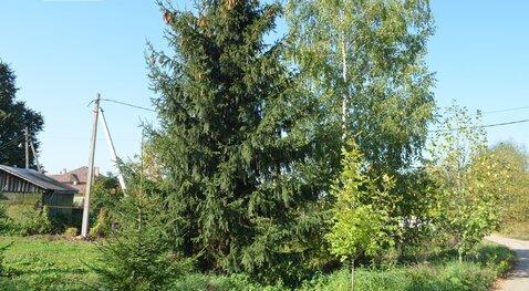 Земельный участок 12 соток д. Докукино г.о.Подольск