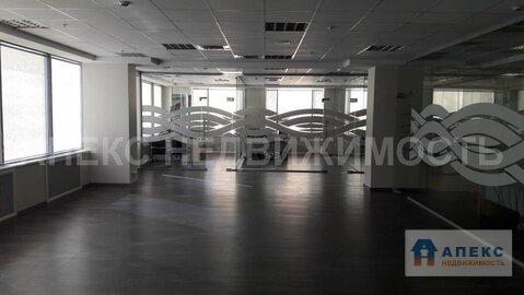 Продажа офиса пл. 524 м2 м. Аэропорт в бизнес-центре класса В в .