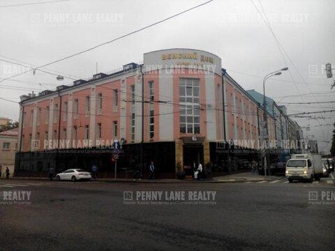 Сдается офис в 6 мин. пешком от м. Чеховская