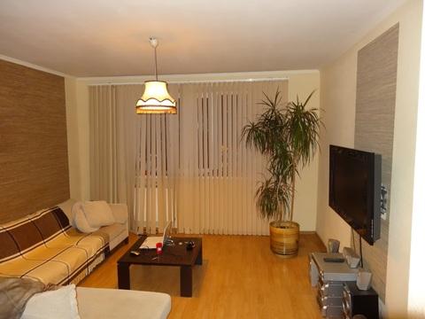 Двухкомнатная квартира, общая площадь 52,5 кв.м, в отличном состоянии
