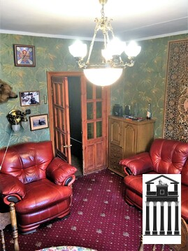 2-х комнатная квартира в кирпичном доме индивидуальной планировки