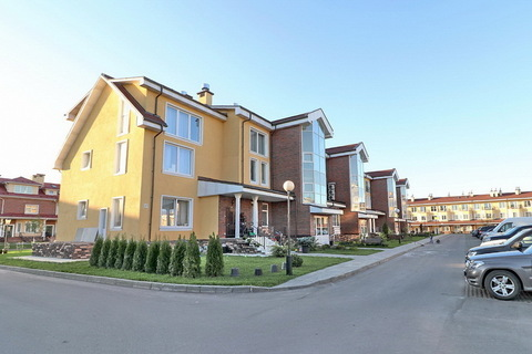 "2-комнатная квартира, 73 кв.м., в ЖК ""Ангелово-Резиденц"""