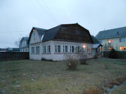Дом в д. Шмеленки ПМЖ.