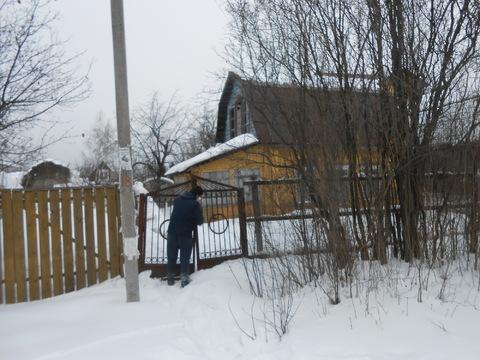 Продается участок, 6 соток с ветхим домом под снос Домодедово