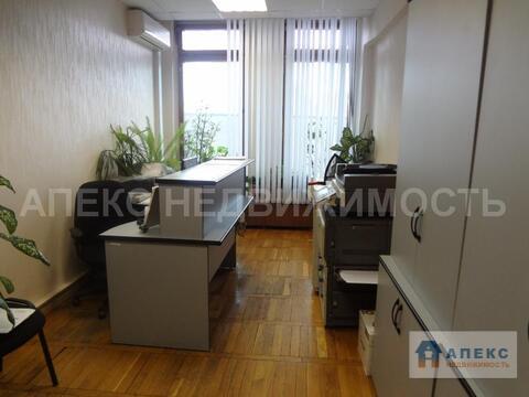 Аренда офиса пл. 600 м2 м. Проспект Вернадского в бизнес-центре класса .