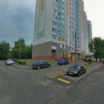 1-комнатная квартира Горбунова 19к1