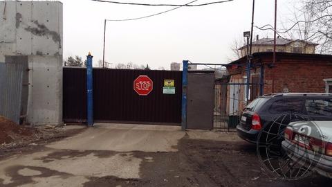 Гараж с увеличенной высотой ворот г. Подольск, Октябрьский проспект.