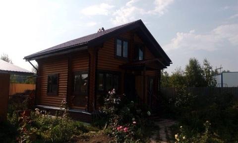 Дом 67 кв.м на участке 6 сот. в с. Новосергиево