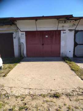 Кирпичный гараж в ич