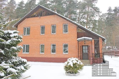 Кирпичный дом в Кратово, участок 41 сотка, 30 км от Москвы