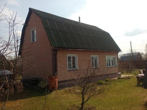 Продается дача 108 кв.м. 6 соток в СНТ Центральная поляна, Ступин. р-н