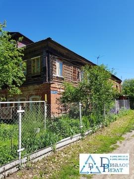 3-комнатная квартира 59,1 кв.м. в Воскресенском р-не дер. Золотово