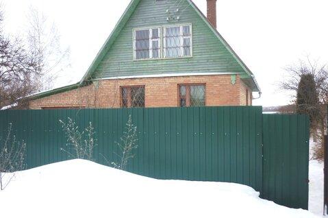 2-х этажный дом 120кв.м, зем.уч 12 сот, Сергиево-Посадский р, д.Сахарово