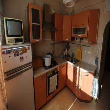 Квартира с хорошим ремонтом в бюрелево
