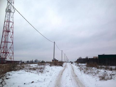 12сот ИЖС, в д Захарово, заезд с Коломенского шоссе