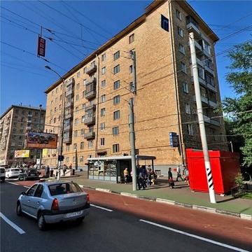 Продажа трехкомнатной квартиры Каширское шоссе 9к1