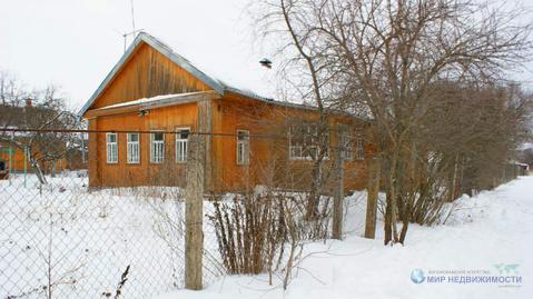 Продажа дома, Чеклево, Ул. Старая, Волоколамский район