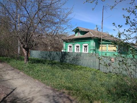 Дом 40,3 кв.м на участке 18 соток в д. Зверково, Дмитровского района