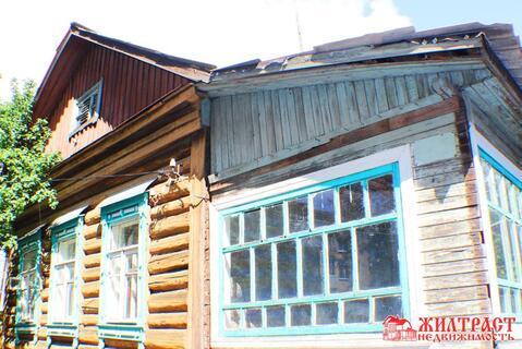 Продается бревенчатый дом (3/4 доли) в Павловском Посаде, ул. Разина