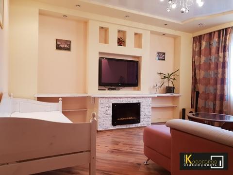 Арендуй на часы или сутки 1-комнатную квартиру с огромной кроватью