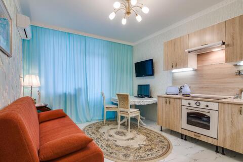 1-комнатная квартира, 56 кв.м., в ЖК «Березовая роща» Видное