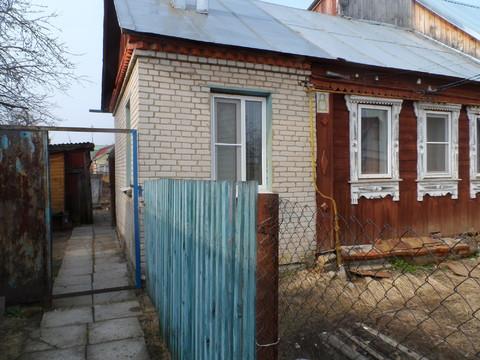 Дом 1/2 часть пер.Захаровский