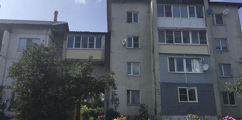 Продается 1-комнатная квартира в пос. Новая Ольховка