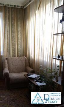 Продается 2-комн. квартира 49,6 кв.м, рядом с ж/д станцией Люберцы-1