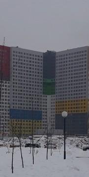 """1-комнатная квартира, 34 кв.м., в ЖК """"Левобережный"""""""