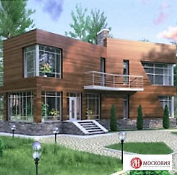 Дом 151,6 м2 на земельном участке 12 соток около пруда, Москва, Песье, 7390000 руб.
