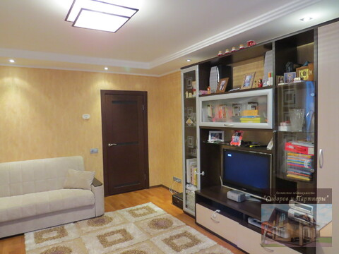 """1-комнатная квартира, 43 кв.м., в ЖК """"Балашиха-парк"""" д. 110"""