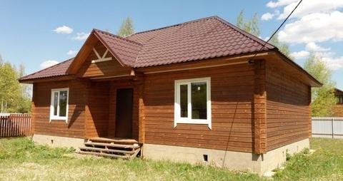 Одноэтажный дом в тихом дачном месте со всеми удобствами