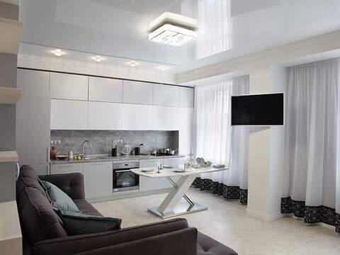 3-комнатная квартира, 58 кв.м., в ЖК «Petrovsky Apart House»