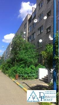 2-комнатная квартира в 10 минутах ходьбы до ж/д ст Коренево, пкрасково