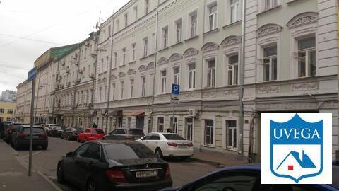 Продажа - квартира в центре Москвы: Малый Каретный пер.9, стр.1