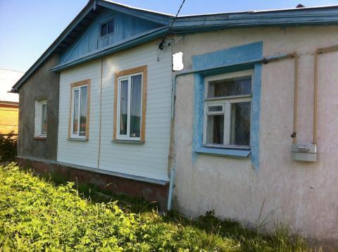 Дом для ПМЖ Моск. обл. г. Егорьевск ул. Бронницкая