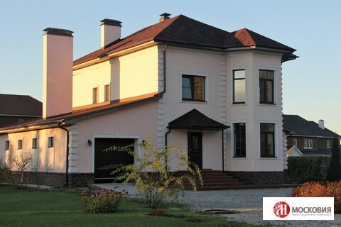 Дом 379,8 кв.м. на участке 30 соток, Ильичевка, 18 км, Калужское ш.