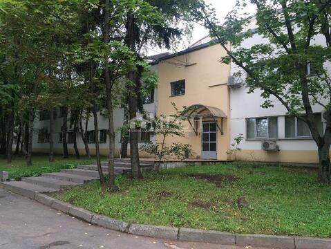 Аренда офиса м.Щёлковская (улица Бирюсинка)