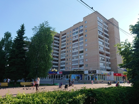 Продам 2-к типовую квартиру в кирпичном доме в Ступино