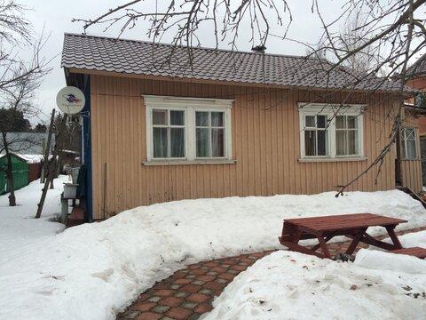 Продается дом 80кв.м на уч. 13 сот. в дер.Дубки, Одинцовского р-на
