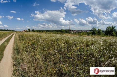 Земельный участок 12 соток, ПМЖ, в Новой Москве, д.Шаганино
