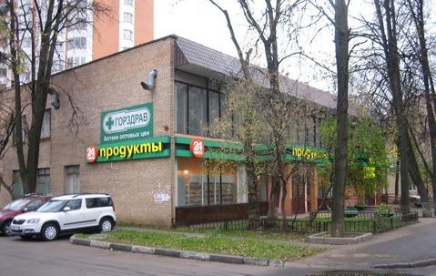Торговое здание 1800 м2 на продажу в СВАО, метро Свиблово, Ивовая 6с2