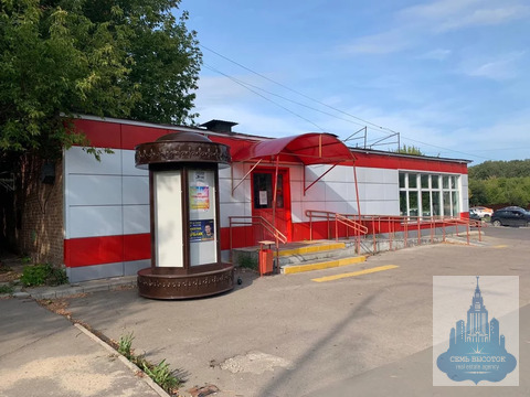 Аренда нежилое помещение 468 м2 г.Серпухов