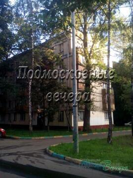 Метро Щелковская, 9-я Парковая улица, 57к3, 1-комн. квартира