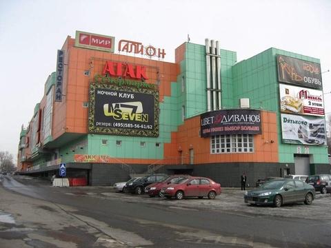Продается торговое помещение 48 м, находящееся на первом этаже в трц .