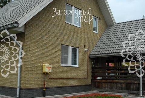 Дом в коттеджном поселке. Дмитровское ш, 29 км от МКАД, Лупаново.