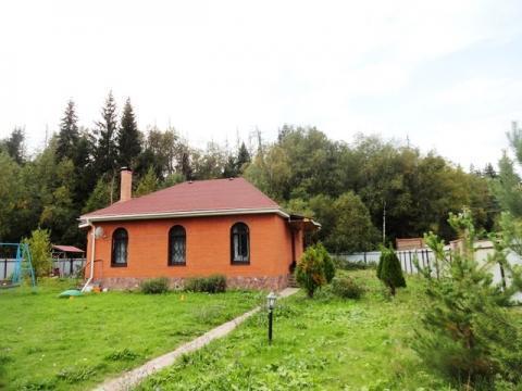 Дом 120 кв.м.18 соток в д. Сабурово на Пятницком ш. 10 км от МКАД