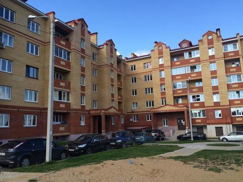 3-комнатная квартира в с. Павловская Слобода, ул. Лесная, д. 8